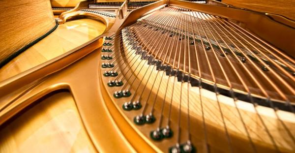 Berno Studio - Ehrbar Grand Piano