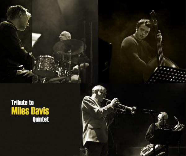 Tribute to Miles Davis quintet på Mejeriet i Lund